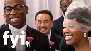 Married At First Sight: Newlywed Diaries: First Impressions at the Altar | FYI