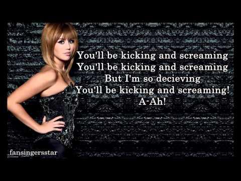 Miley Cyrus - Kicking And Screaming