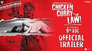 Official Trailer- Chicken Curry Law   Releases on 9th August 2019   Ashutosh Rana, Makrand Deshpande