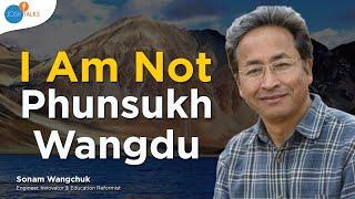 Download I am not Phunsukh Wangdu: Sonam Wangchuk reveals the story behind 3 Idiots! 3Gp Mp4