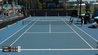 Australian Open 2019 Wildcard Playoff Court 5 10 Dec