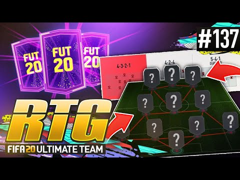 THIS FORMATION IS INSANE ! - #FIFA20 Road to Glory! #137! Ultimate Team
