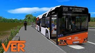 OMSI 2 Solaris Urbino 12 LE IV auf der Regionallinie 950 in Krefrath ☆ Let's Play OMSI 2