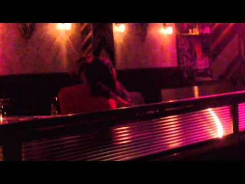 Lesbians Making Out In A Brooklyn Bar video