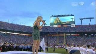 Download Lagu Fergie sings National Anthem at the NFL ( Miami Dolphins vs New England Patriot) Gratis STAFABAND