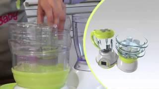 Baby Moov - Robot multifunctional 5 in 1 Nutribaby