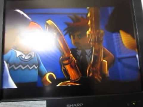 LEGO Ninjago rebooted 2014 sneak peak on cartoon network