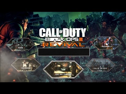 Rezurrection 2 0 All Zombies Dlc Maps We Want Remade