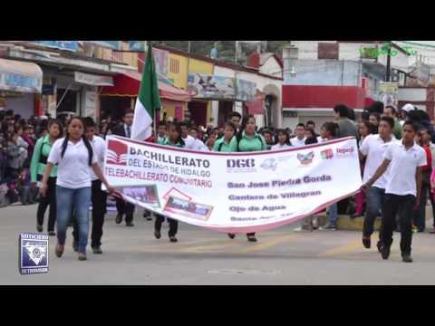 Conmemoraron en Tepeji del Río el CCIV aniversario del inicio de la Independencia de México