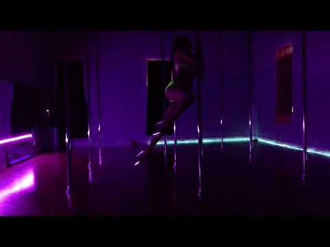 Pole Dance Erotic Freestyle - Impulse Pole Dance Brandon tampa, Fl video