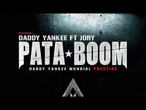 Pata Boom , Daddy Yankee feat Jory [audio]