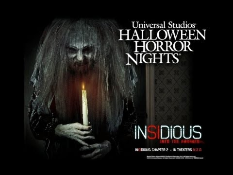 Insidious Into The Further Haunted House Announced For Halloween Horror Nights 2013 At