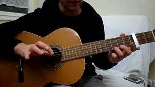 Johnny Hallyday - Que je t aime - comment jouer tuto guitare YouTube En Français