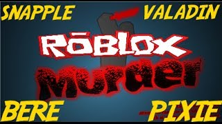 Family Game Nights Plays: Roblox - Murder V1.21