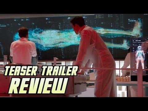 The Predator (2018) Teaser Trailer - Review