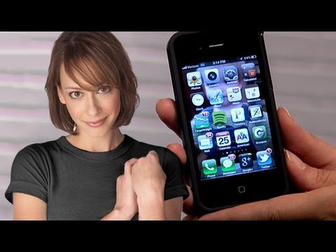 Cali Lewis and Jon P. of Geekbeat.tv Show off their iOS and Android Homepages! - AppJudgment