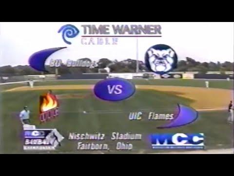 2000 MCC Baseball Tournament Championship Game - Butler University vs. UIC