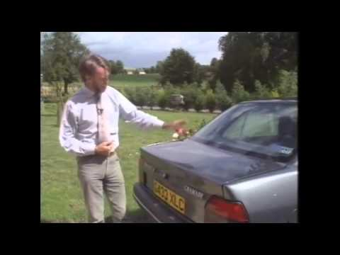 Old Top Gear 1989 - Renault 19 & 21