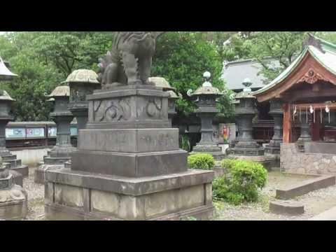 Ueno Park and the Flame of Hiroshima and Nagasaki