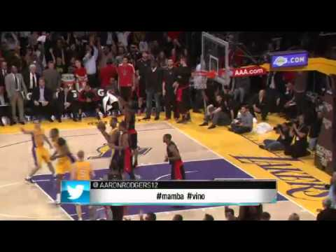 NBA CIRCLE - Toronto Raptors Vs LA Lakers Highlights 8 March 2013 http://www.nbacircle.com