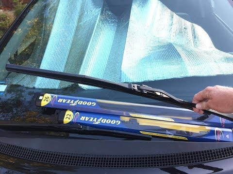 How to Replace Windshield Wipers on Your Car Easily