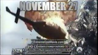 Extreme Ops - Movie Trailer Commercial TV Spot (2002)