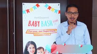 Baby Bash Desember 2018, Acara Playdate Seru untuk Keluarga