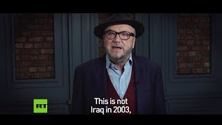 Attacking Iran, US will open the gates of hell – George Galloway