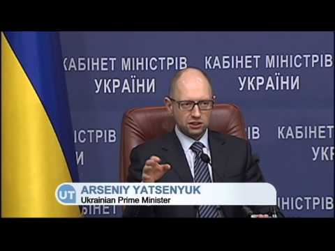 Ukraine PM Says Putin Is Threat to Global Order: Ukraine strives to avoid humanitarian catastrophe