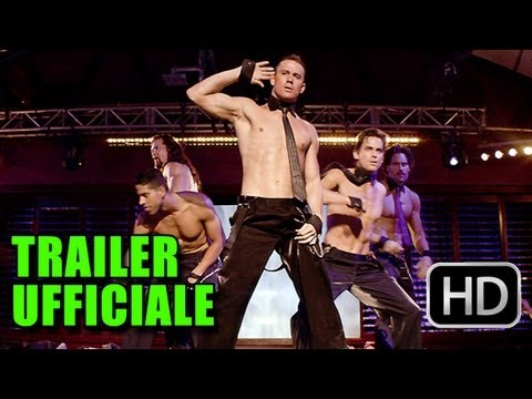 Magic Mike Trailer Ufficiale Italiano (2012) – Channing Tatum