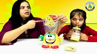 Mother vs Daughter Crazy Blender Challenge #Fun #Game | Adys Toys & Games Funny Challenges