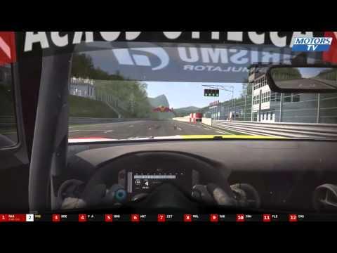 AC - Mercedes SLS GT3 - Race @ Salzburgring - TrackIR