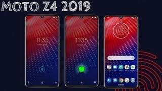 Motorola Moto Z4 Snapdragon 675 and 48MP camera INDIAN UNIT.