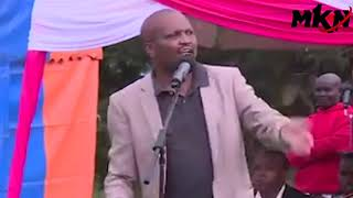 FURIOUS MOSES KURIA WARNS DPP ON SONKO ARREST!TELLS UHURU AND RAILA TO RETIRE!