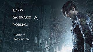 Resident Evil 2 - Leon - Scénario A - Normal - Partie 7