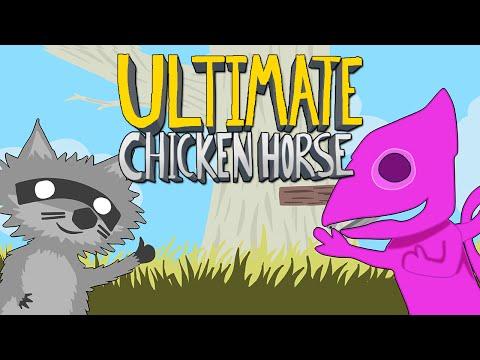 Ultimate Chicken Horse - УРОВЕНЬ БОЛИ И УГАРА