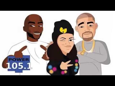 Would You Keep a Baby If The Father Was Rich! The Breakfast Club Power 105 1