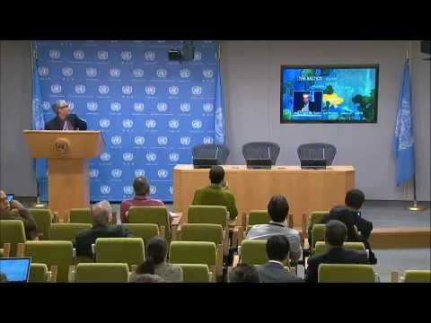 UN Secretary General's Visit to Moscow and Kiev