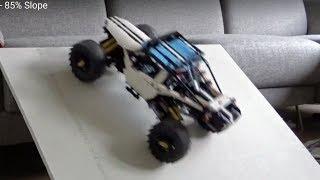 [MOC] LEGO Technic - 4WD RC Buggy - 85% Slope