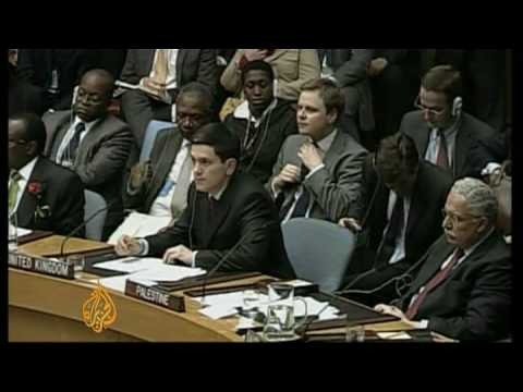 UN Security Council approves ceasefire resolution - 09 Jan 09