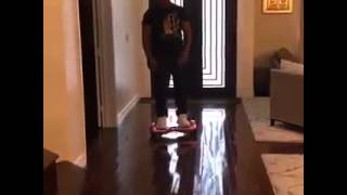 Mike Tyson vs. Segway Hoverboard