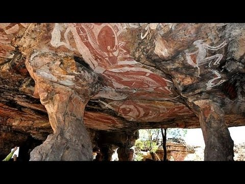 Australian Cave Painting Found To Be One of World's Oldest