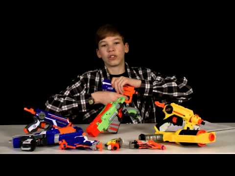 Nerf Pistols Comparison - Which Should I Get?