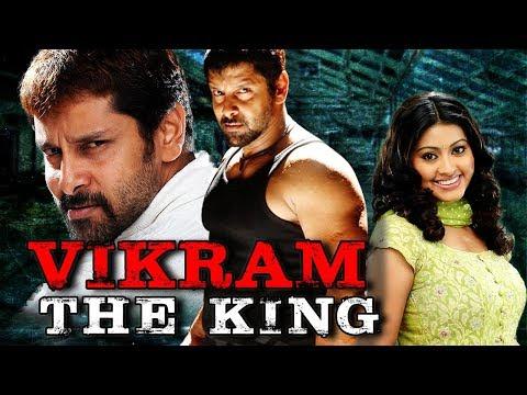 Vikram The King (King) Hindi Dubbed Full Movie   Vikram, Nassar, Sneha, Vadivelu