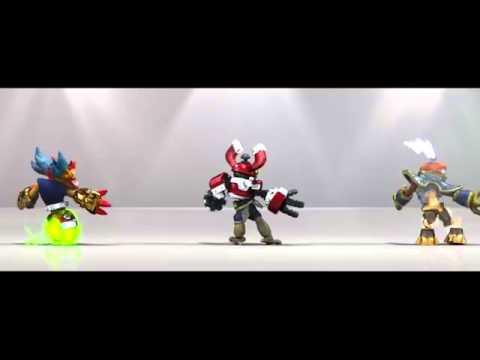 Skylanders: Swap Force — трейлер с Е3 2013