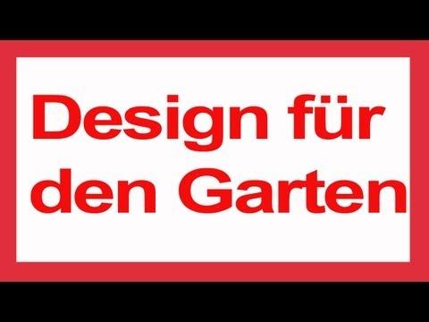 Design Für Den Garten Video Und Design Für Den Garten Angebot