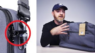 The World's Best Messenger Bag + Gadget Backpack
