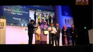 SMK Benoni julang nama Malaysia di Singapura