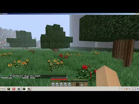 Cracked 1.5 Minecraft Server CronusCraft Survival PvP(Skyblock)(Hungergames)(Gun