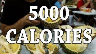 Top 5 Durian Varieties | Durian Buffet | Stinky Good